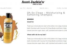 Photo of Aunt Jackie's Oh So Clean Shampoo Review